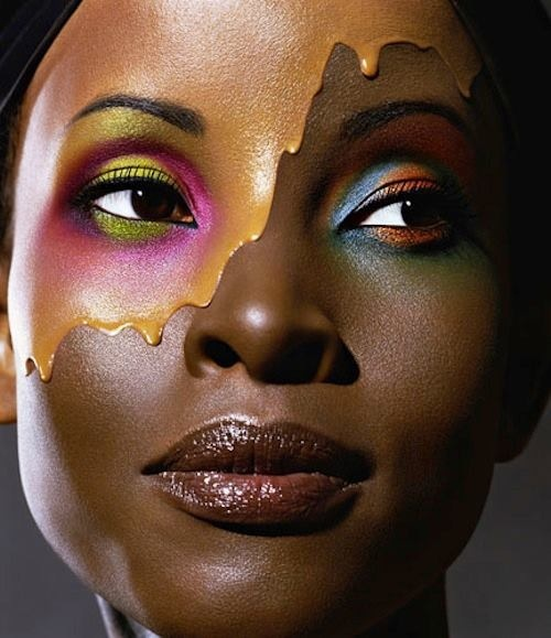 Make-up by Phyllis Cohen