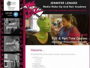 The Biz Media Make-up Academy