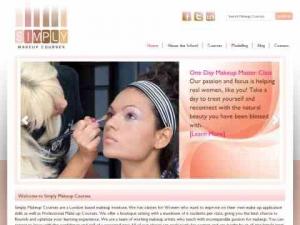 Simply Makeup Courses