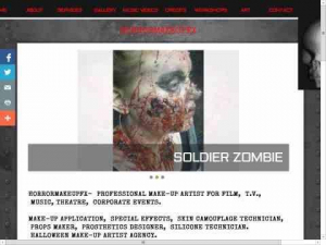 Arabella Clarke- Horrormakeupfx