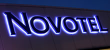 Novotel Parking