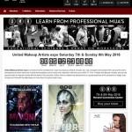 New website look & feel